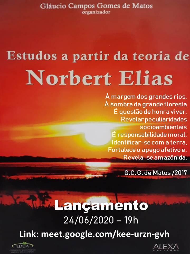 Lançamento de livro: Estudos a Partir da Teoria de Norbert Elias